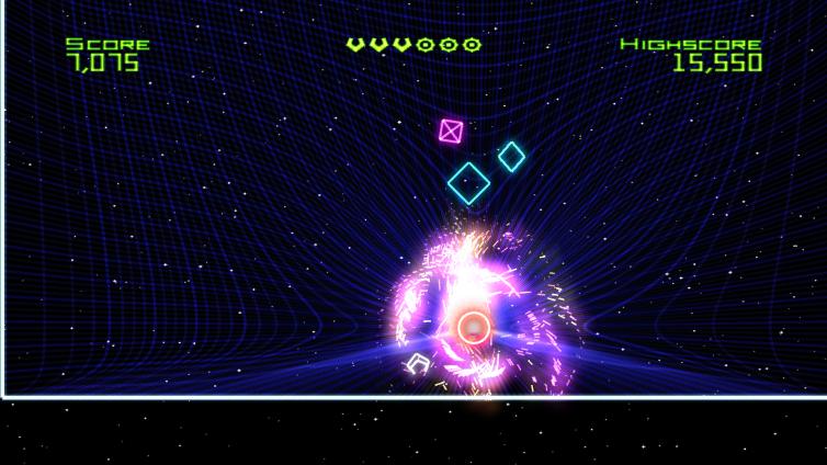 Geometry Wars: Retro Evolved Screenshot 1