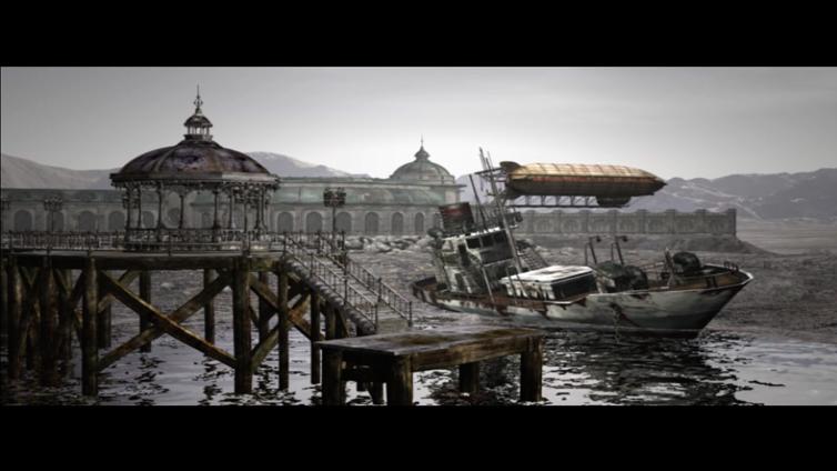 Syberia Screenshot 4