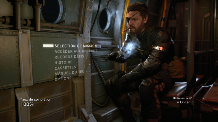 Metal Gear Solid V: Ground Zeroes Screenshot 1