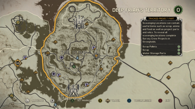 The Exiled Achievement In Mad Max