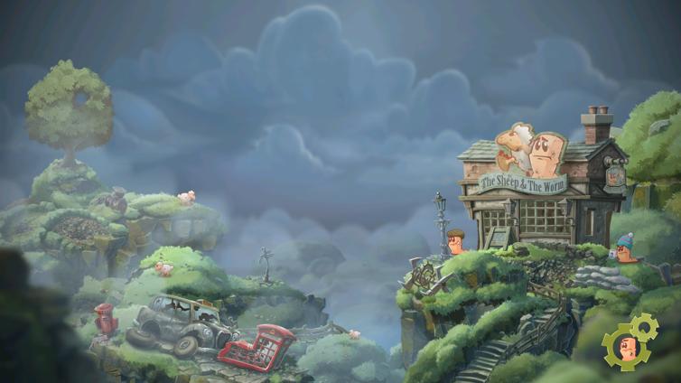 Worms W.M.D. Screenshot 1