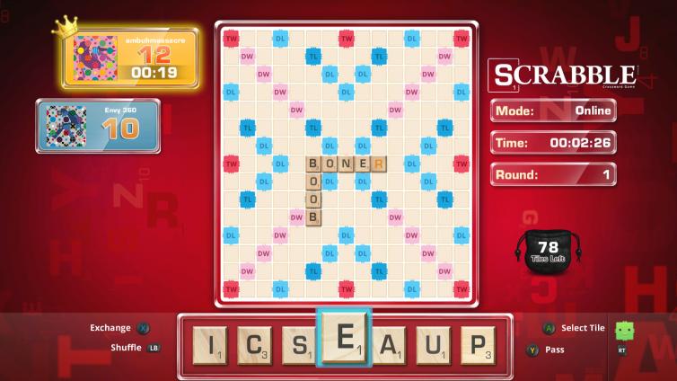 Scrabble Screenshot 1