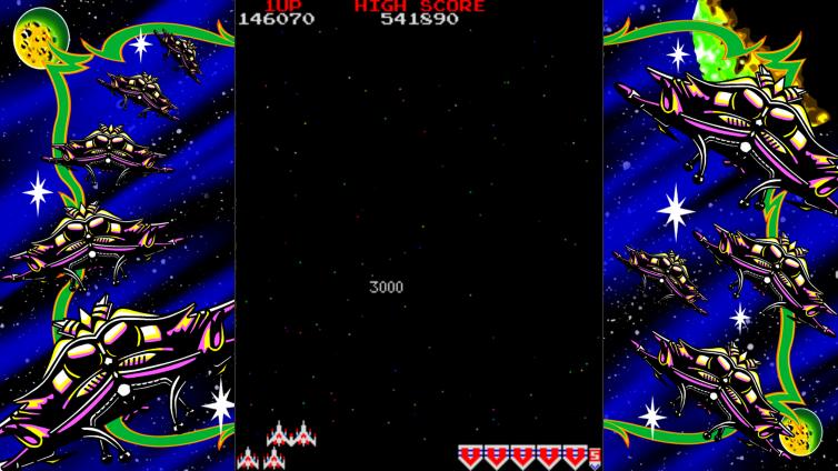 Galaga Screenshot 4