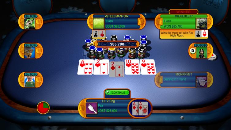 Texas Hold'em Screenshot 3