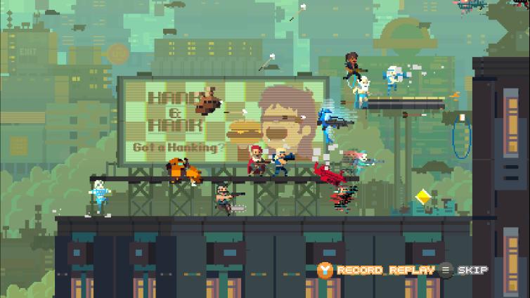 Super Time Force Screenshot 3