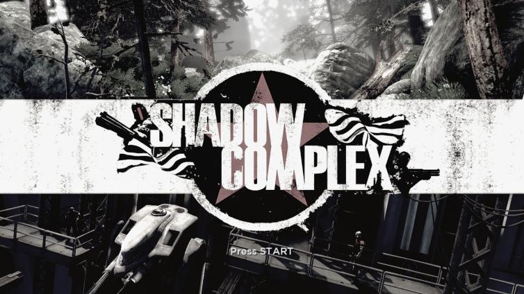 Shadow Complex Screenshot 1