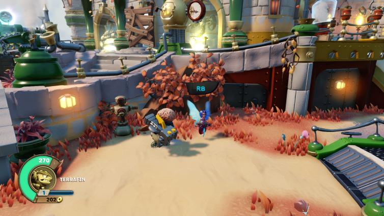Skylanders SuperChargers Screenshot 2