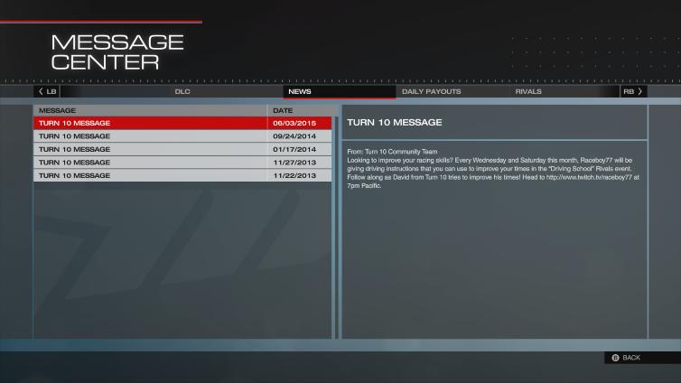 Forza Motorsport 5 Screenshot 3
