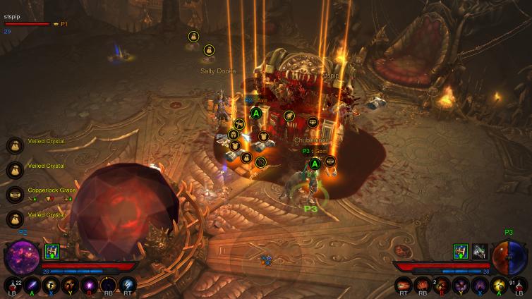 Diablo III: Reaper of Souls - Ultimate Evil Edition Screenshot 1