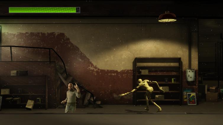 Kung-Fu for Kinect Screenshot 2