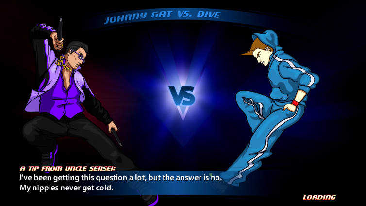 Divekick Addition Edition + Screenshot 2