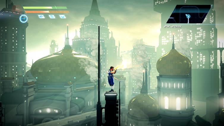 Strider Screenshot 1