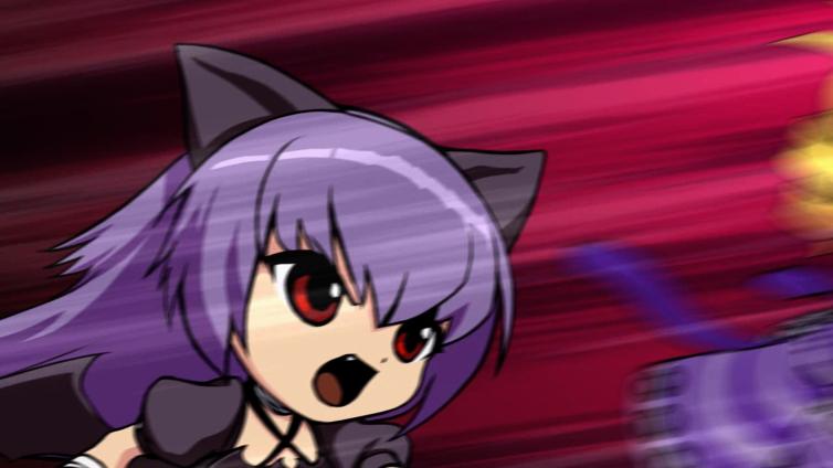 Phantom Breaker: Battle Grounds Screenshot 1
