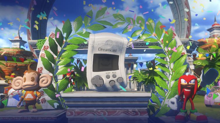 Sonic & All-Stars Racing Transformed Screenshot 3