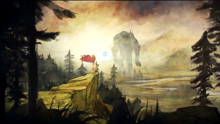 Child of Light Screenshot 1