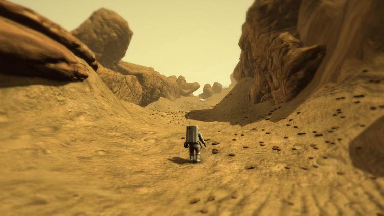 Lifeless Planet Screenshot 2