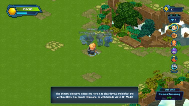 Next Up Hero Screenshot 4