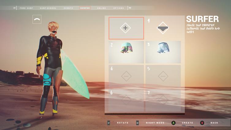 Surf World Series Screenshot 4