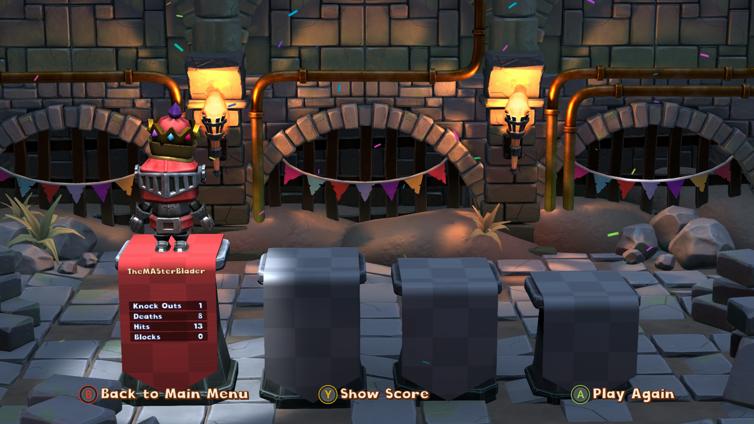 Big Crown: Showdown Screenshot 1