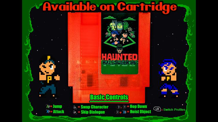 Haunted Halloween '86 Screenshot 1