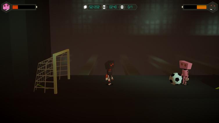 Twin Robots: Ultimate Edition Screenshot 2