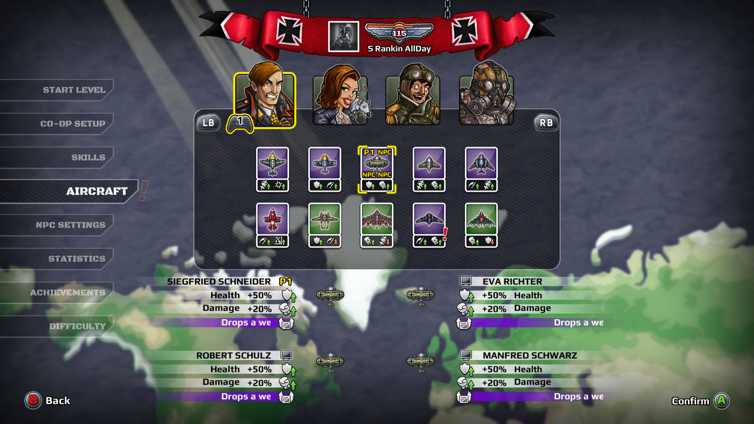 Aces of the Luftwaffe - Squadron Screenshot 4