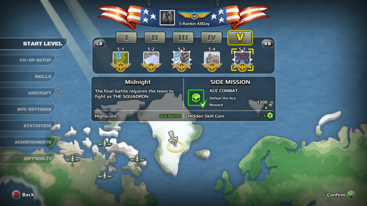 Aces of the Luftwaffe - Squadron Screenshot 3
