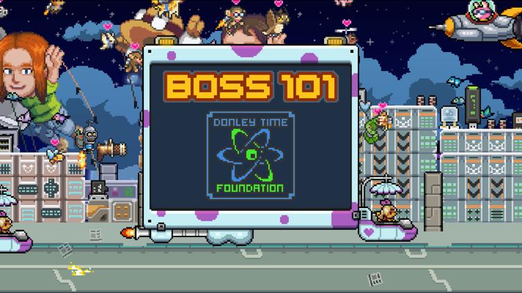 Boss 101 Screenshot 3