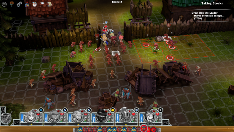 Super Dungeon Tactics Screenshot 4