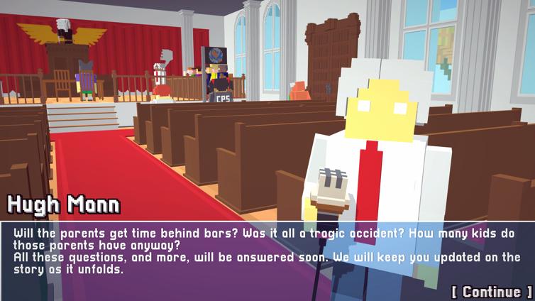 Think of the Children Screenshot 3