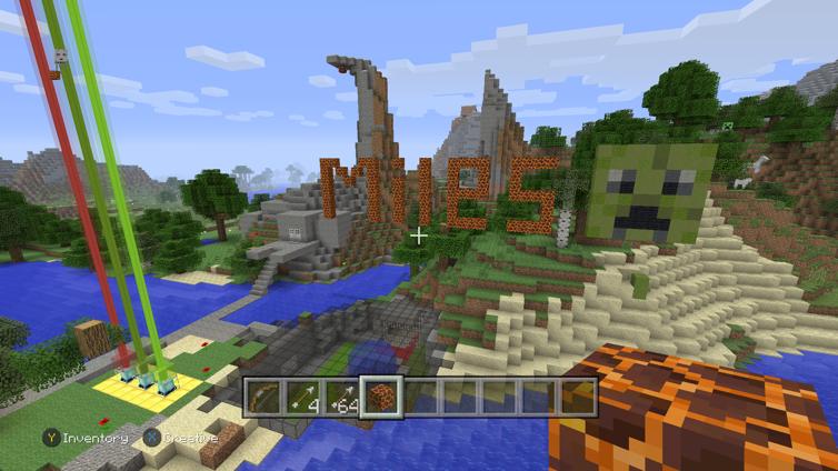 Minecraft: Xbox One Edition - Xbox One - Screenshots - Exophase com