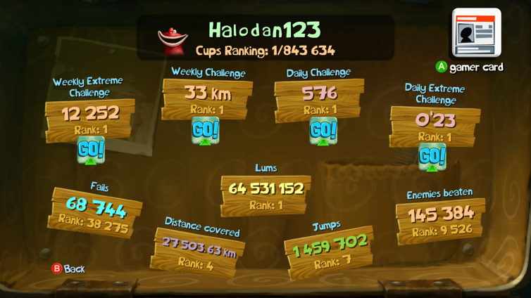 Rayman Legends (Xbox 360) Screenshot 4