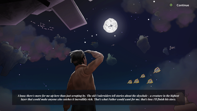 Airheart - Tales of broken Wings Screenshot 4