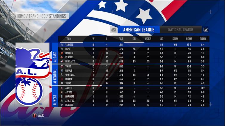 R.B.I. Baseball 18 Screenshot 2