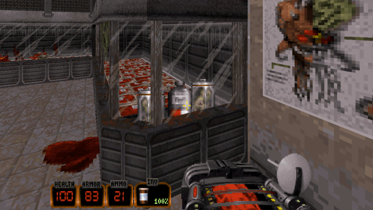 Duke Nukem 3D: 20th Anniversary Edition World Tour Screenshot 4