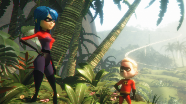 Rush: A Disney Pixar Adventure Screenshot 1