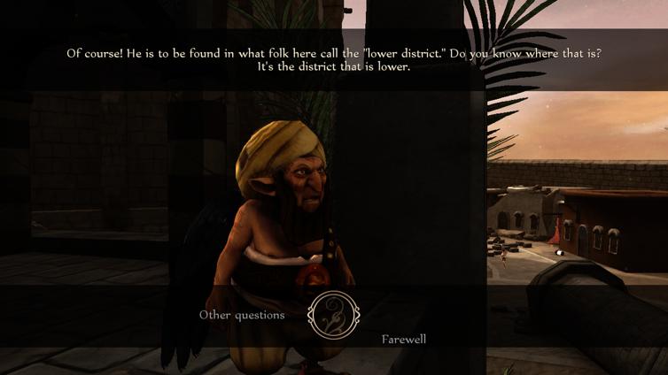 Faery: Legends of Avalon Screenshot 1