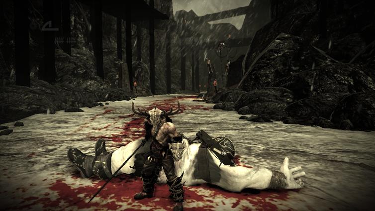 Bloodforge Screenshot 1