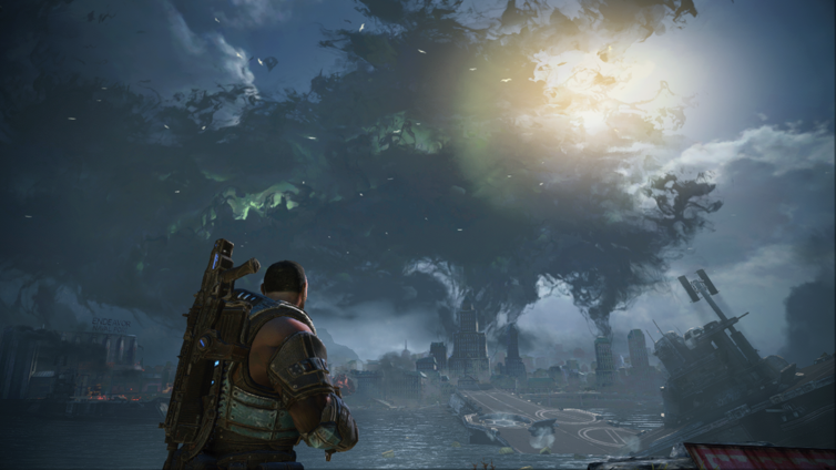 Gears of War: Judgment Screenshot 2