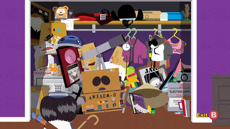 South Park: The Stick of Truth (Xbox 360) Screenshot 4