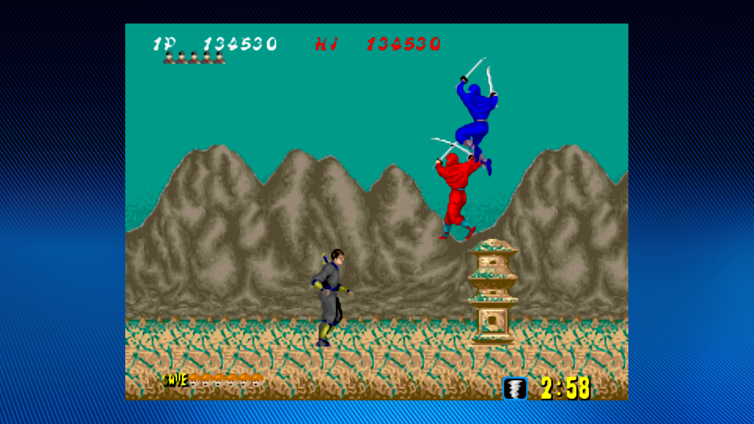 Shinobi Screenshot 3