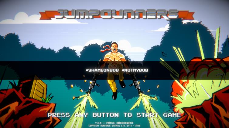 Jump Gunners Screenshot 3