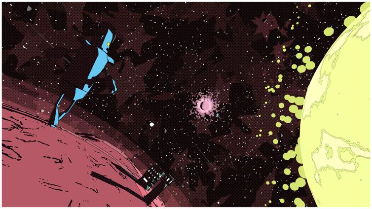 Jettomero: Hero of the Universe Screenshot 1
