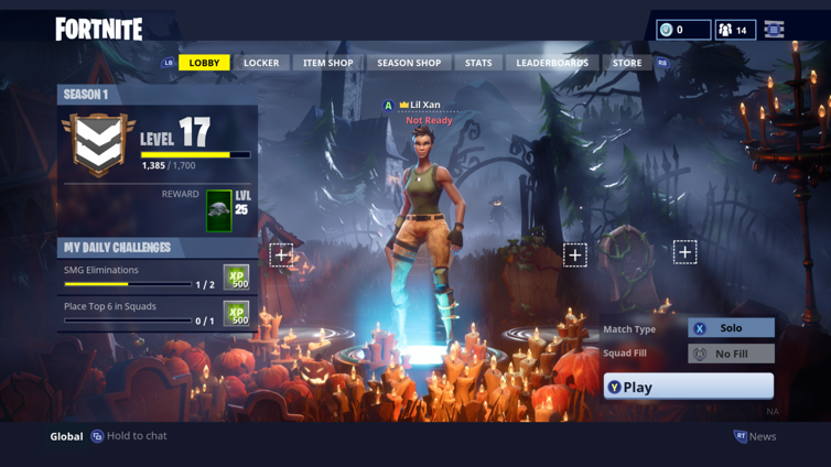 Lil Xan S Xbox Fortnite Gameplay Find Your Xbox One Screenshots On