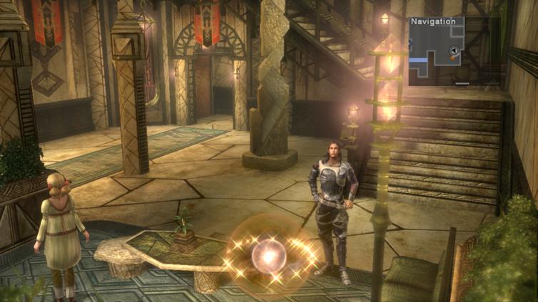 Lost Odyssey Screenshot 1