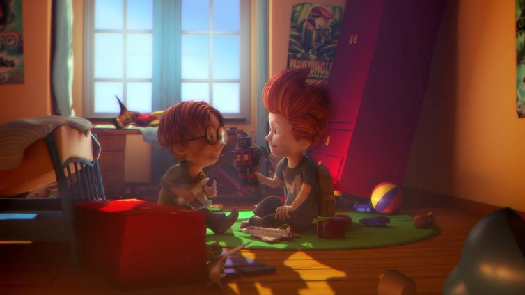 Max: The Curse of Brotherhood Screenshot 1