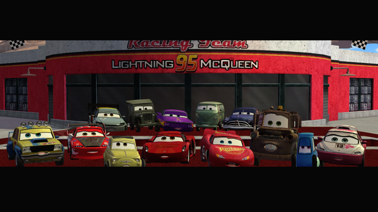 Cars: Mater-National Championship Screenshot 1