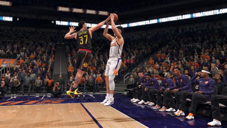 NBA LIVE 18 Screenshot 3