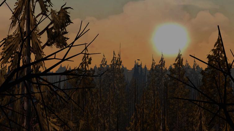 The Walking Dead: Season Two (Xbox 360) Screenshot 1