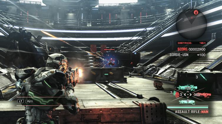 Vanquish Screenshot 2